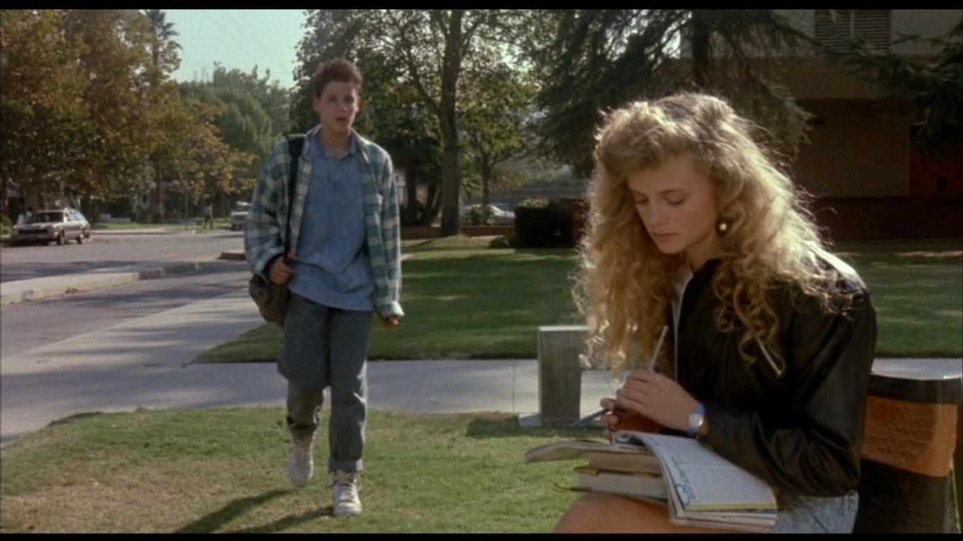 Happyotter: LICENSE TO DRIVE (1988) Heather Graham License To Drive