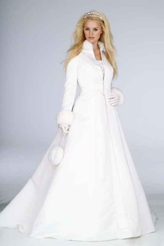 Winter wedding dress 2012 2013 fashion liked for Winter style wedding dresses