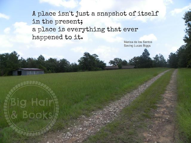 Quote from Saving Lucas Biggs by Marisa de los Santos - a Texas Bluebonnet Book #kidlit #middlegrade #book #mustread