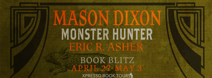 Mason Dixon Monster Hunter
