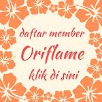 daftar member Oriflame