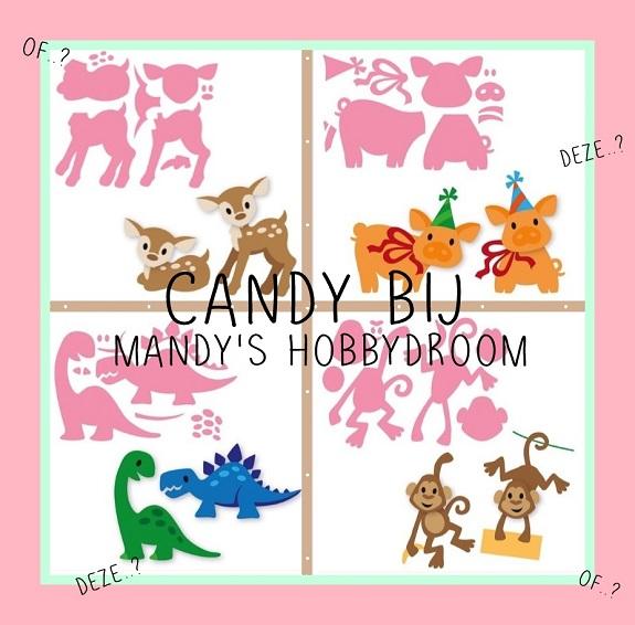 Candy - tot 17 februari