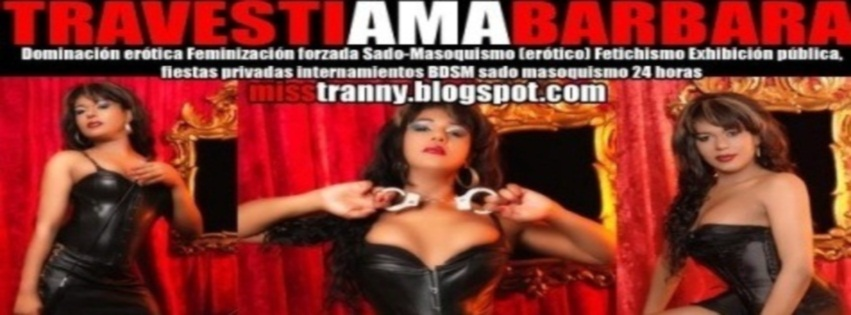 TRAVESTI AMA BARBARA FOTOS