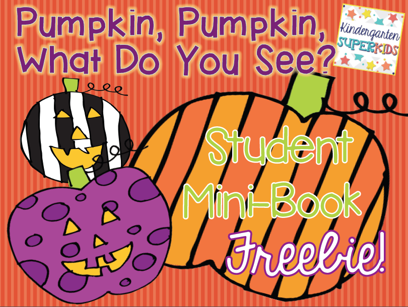 http://www.teacherspayteachers.com/Product/Pumpkin-Pumpkin-What-Do-You-See-Emergent-Reader-Mini-Book-1497959