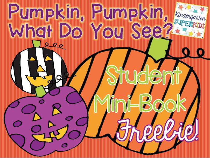 http://www.teacherspayteachers.com/Product/Pumpkin-Pumpkin-What-Do-You-See-Emergent-Reader-Mini-Book-1497959