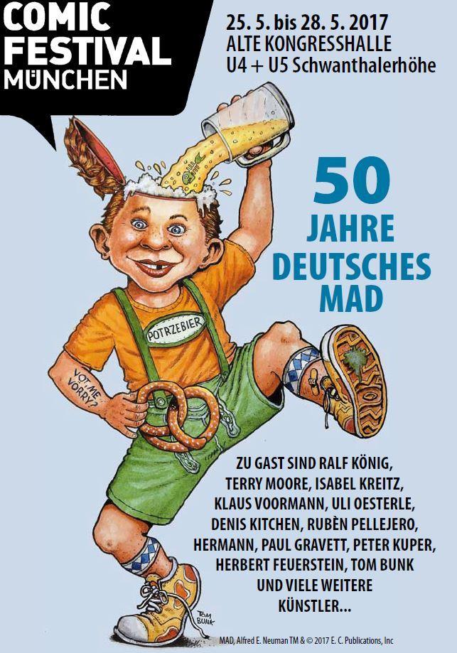 Ccomicfestival München