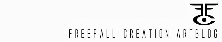 FreeFall Creation Art Blog