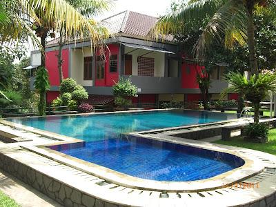 Tempat Outbound Villa Ratu Pancawati Bogor