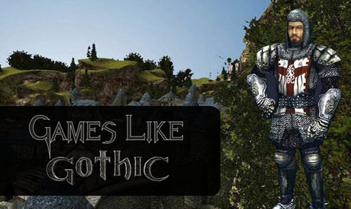 Games Like Gothic Poster