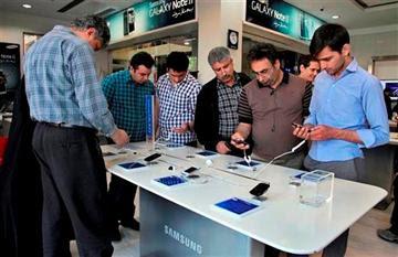 samsung-in-iran-app-store-blocked
