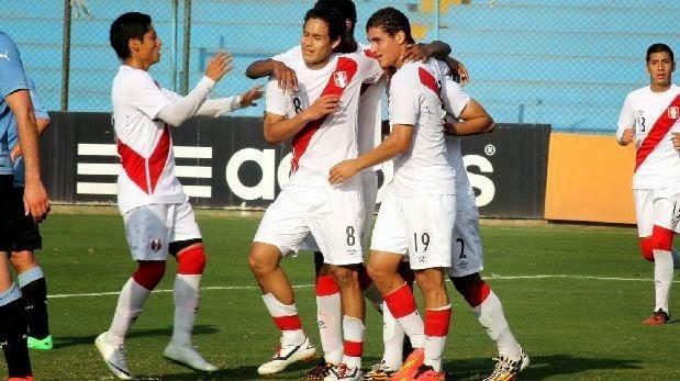 Ecuador sub 20-Perú sub 20