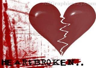 Is Heartbreak Harder For Men Or Women? - broken heart