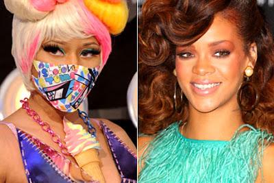 Nicki Minaj's Fly featured Rihanna