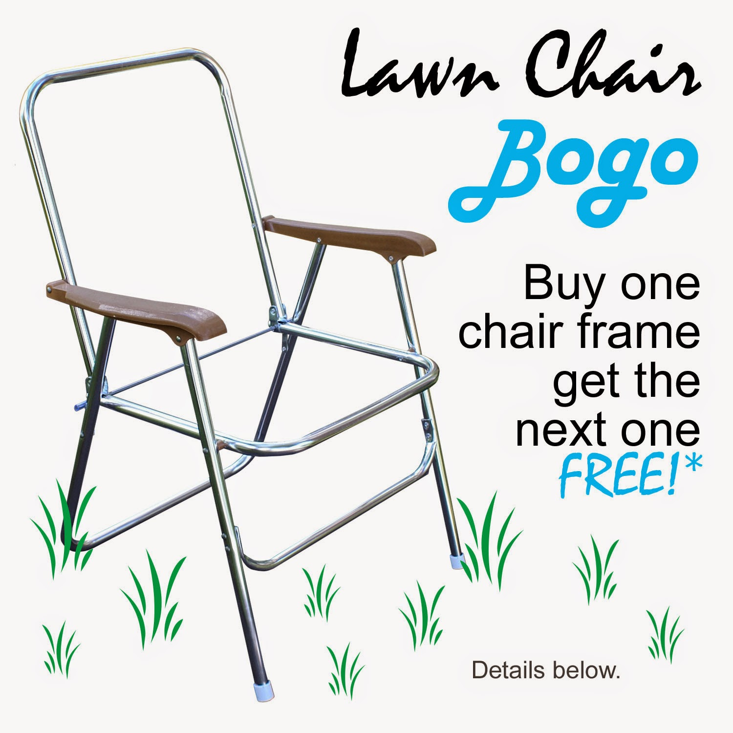 Lawn Chair BOGO Expires Soon | Pepperell Braiding Company
