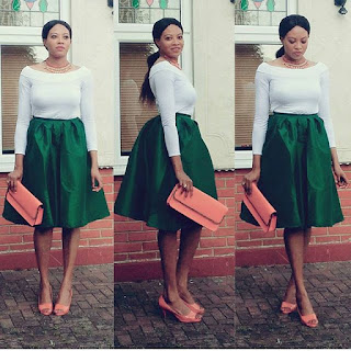 Colour Combo.. - Style Up With Kim