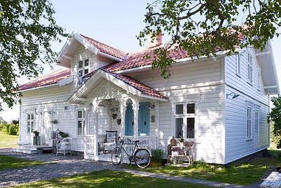 Construindo minha casa clean estilos de decora o nas - Casas escandinavas ...