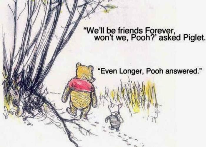 Best Friend Quote Winnie The Pooh : Winnie the pooh quotes
