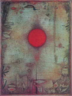 Paul Klee painting - Ad Marginem