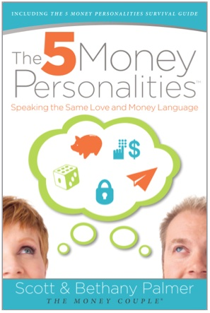 photo about Money Personality Quiz Printable referred to as The McClanahan 7: The 5 Dollars Personalities Giveaway