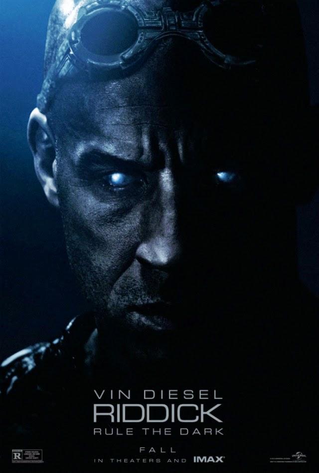 La película Riddick