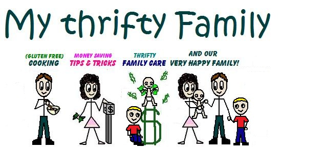 My Thrifty Family