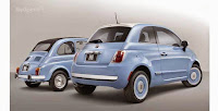 New 2014 Fiat 500 1957 Limited Edition