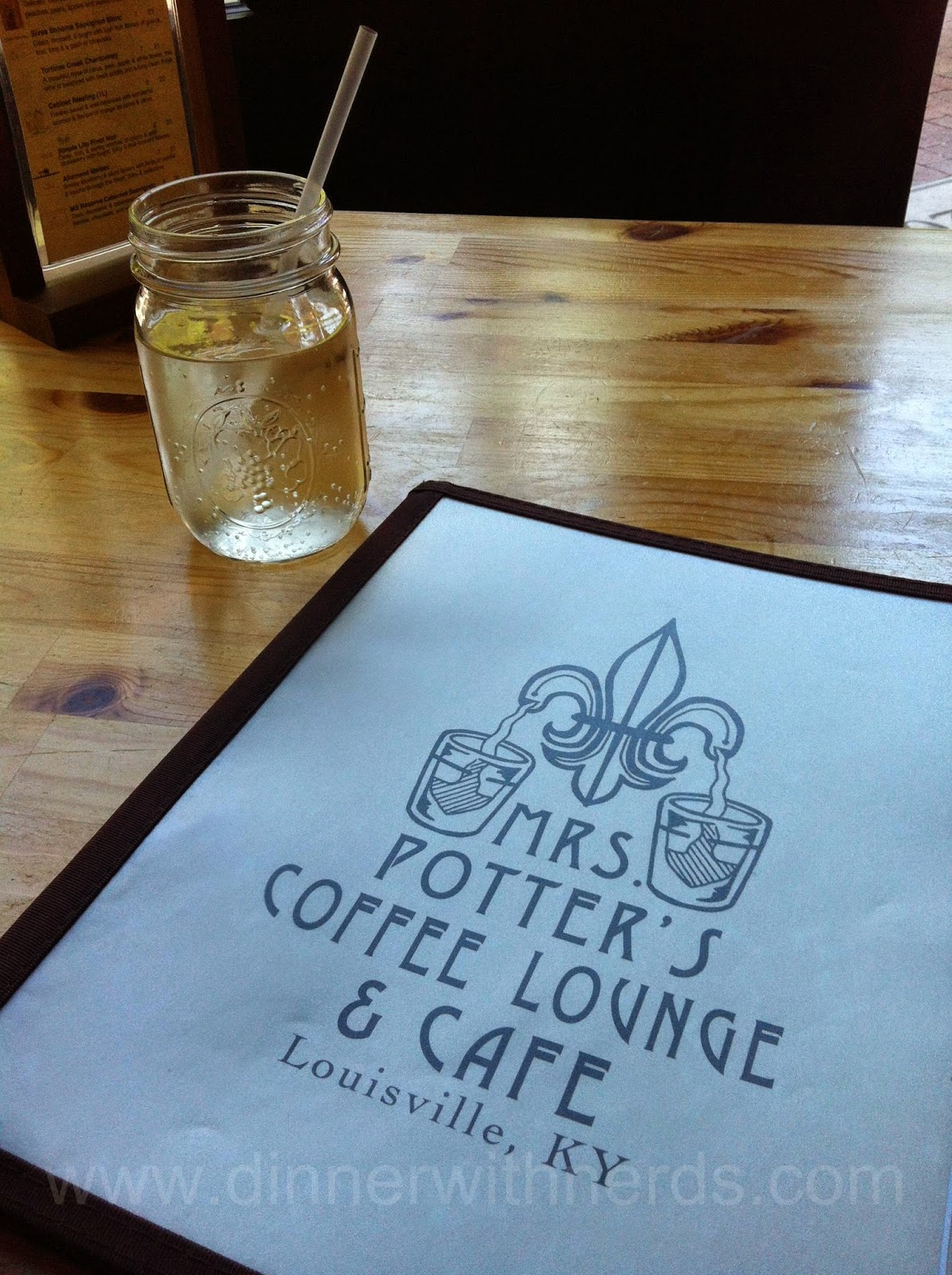 Mrs Potter's Coffee Lounge and Cafe