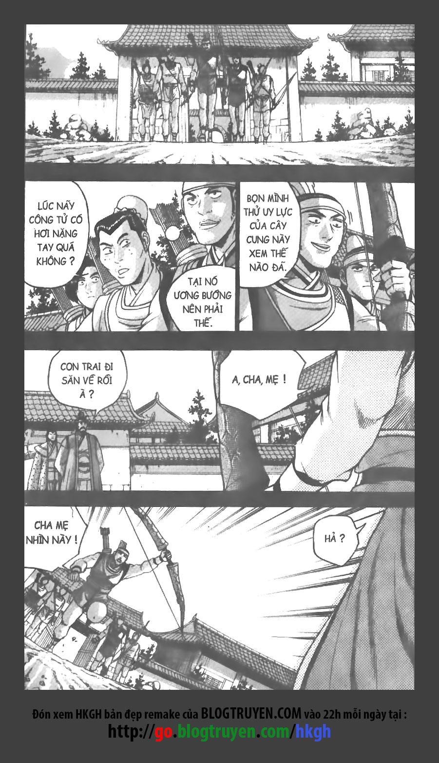 Hiệp Khách Giang Hồ chap 280 page 19 - IZTruyenTranh.com