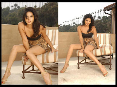 Sunny Leone American Model Wallpaper