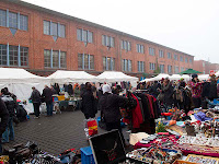 Flea market Schanzenviertel Hamburg
