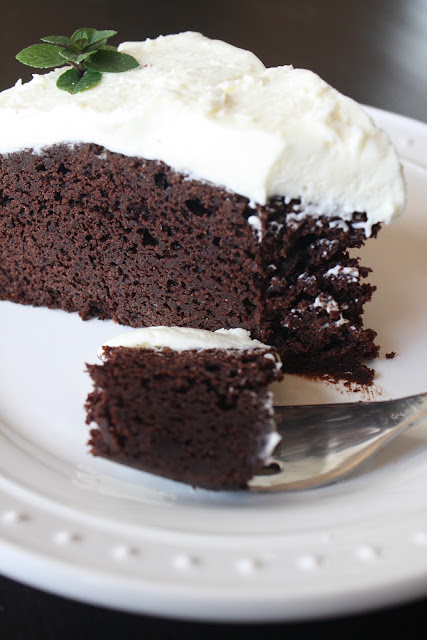 Chocolate Stout Cake Nigella