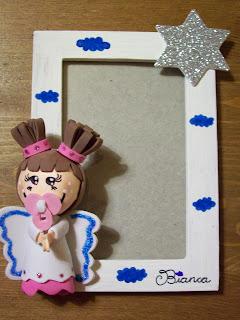Foducha angelita para marco de mi taller de dulces ilusiones