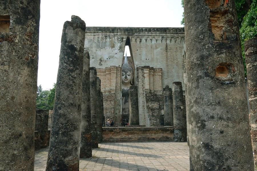 Park Historyczny Sukhothai, Wat Si Chum