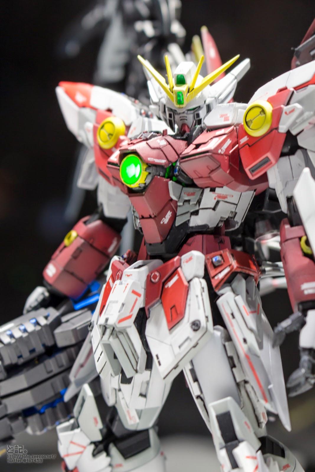 Gundam Guy Gunpla Builders World Cup Gbwc 2014 Japan