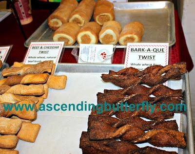 Veronica's Doggie Delights, The Artisan Exchange, Indoor Farmers Market, BrandyWine Valley, #BVFoodie