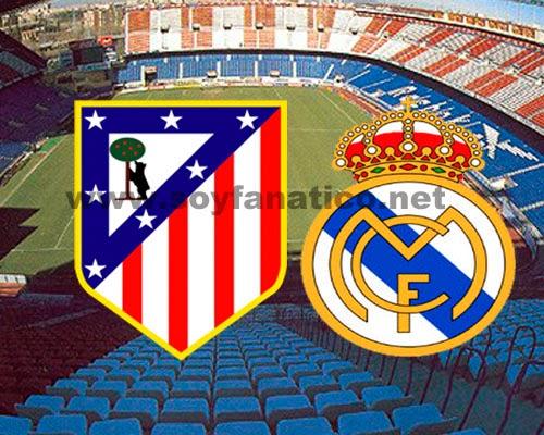 Real Madrid vs Atletico 2015