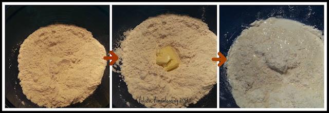 Koeksister dough