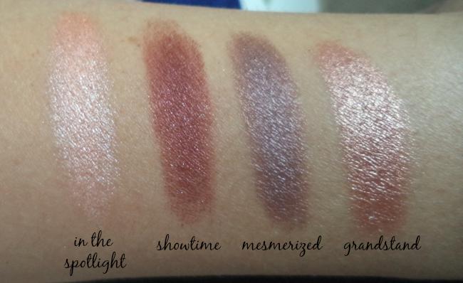 Makeup geek foiled eyeshadow pan grandstand