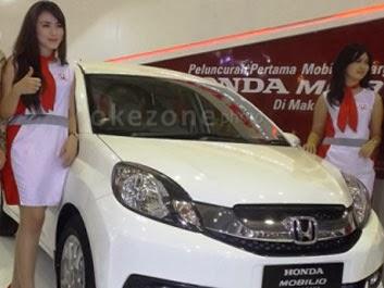 Honda Mobilio Bandung