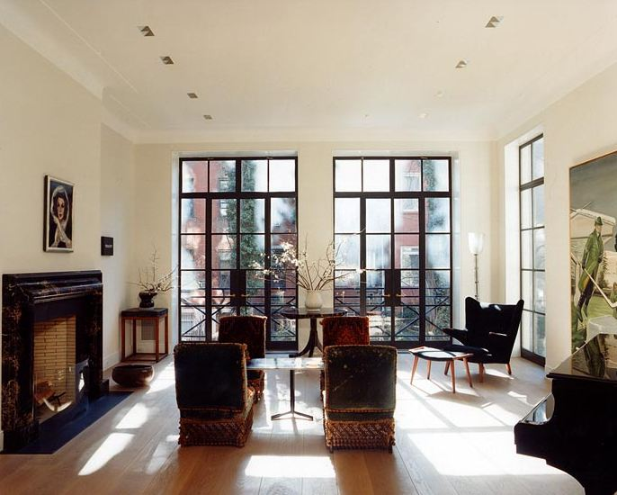 Gorgeous shiny things january 2012 for Floor to ceiling windows for sale
