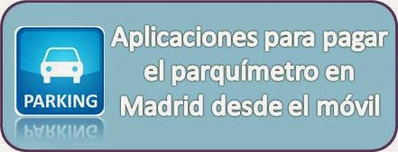 Apps, parquímetro, Pago, Smartphone