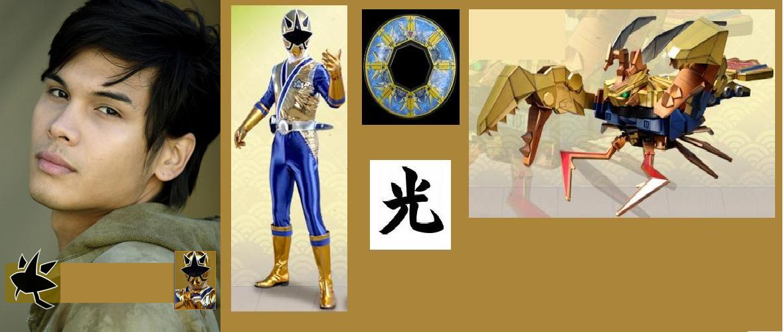 The power is on antonio le ranger samurai dor - Power rangers dore ...