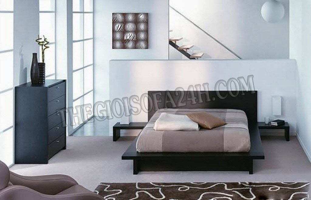 Giường ngủ GN056