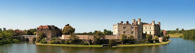 Tempat Wisata Di Inggris - Leeds Castle