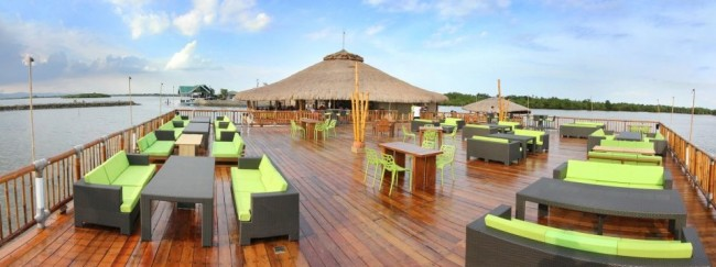 Overlooking Dining Places in Cebu with Breathtaking View
