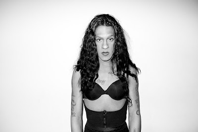 Mykki Blanco by Terry Richardson