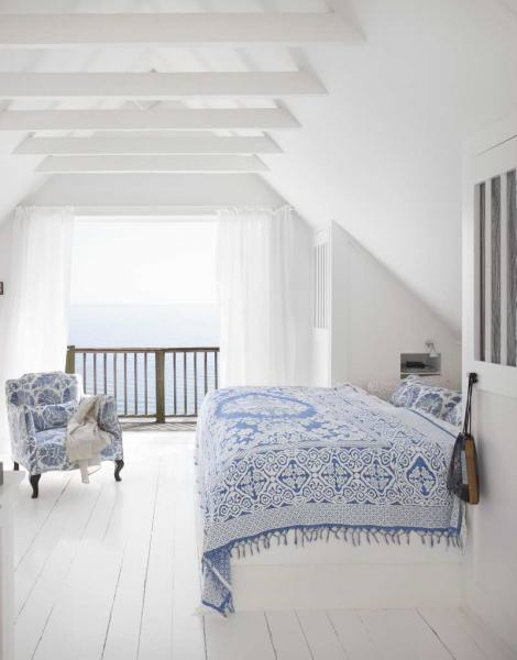 white interiors/lulu klein