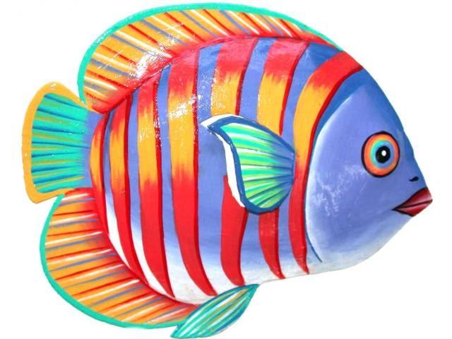 Dibujos de peces para imprimir - Dibujos en colores para imprimir ...