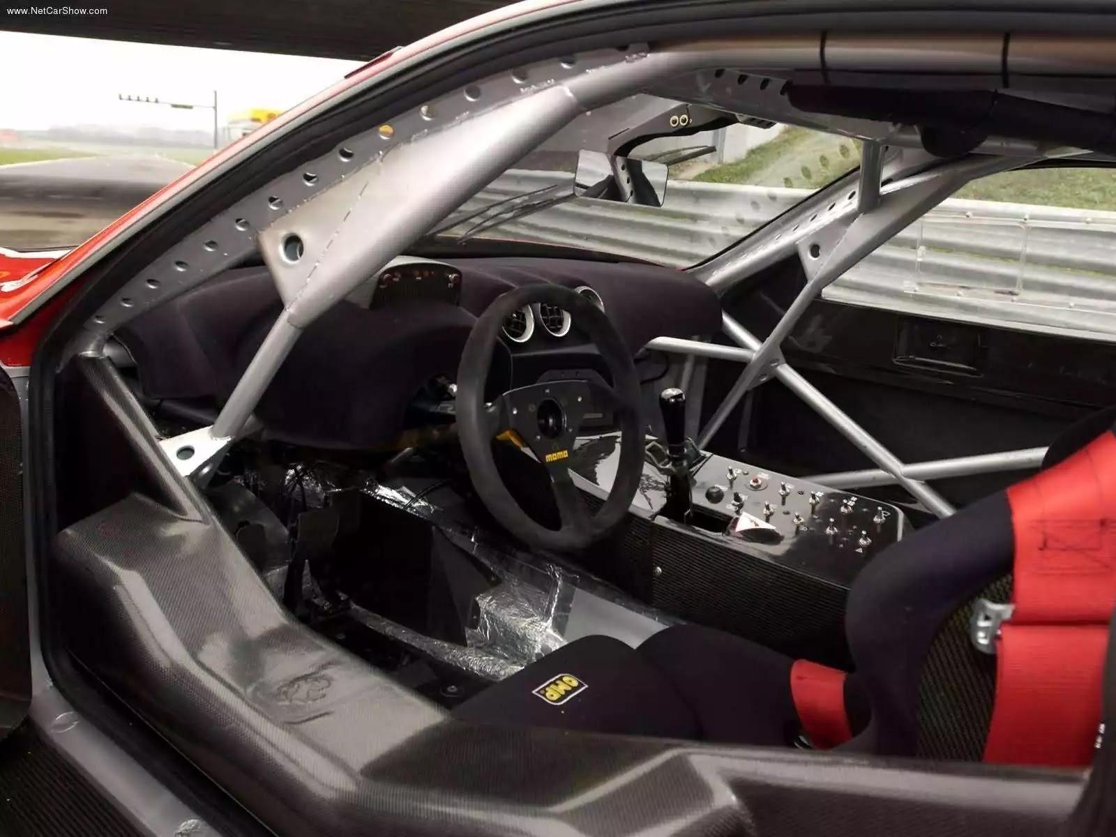 Hình ảnh siêu xe Ferrari 575GTC 2004 & nội ngoại thất
