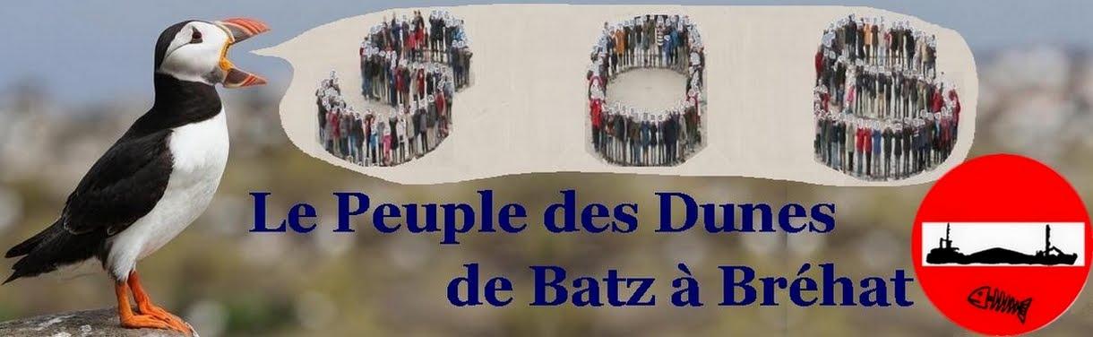 Le Peuple des Dunes de l'île de Batz à l'île de Bréhat
